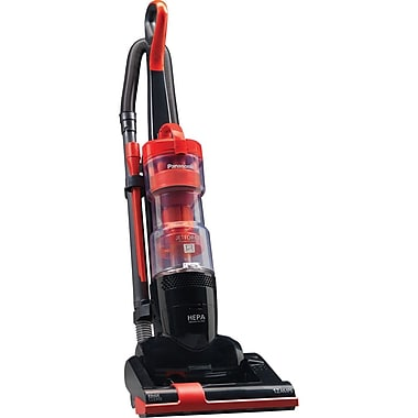 Panasonic® Bagless Jet Force Upright Vacuum Cleaner With 9X Cyclonic Technology, Orange Octane/Black