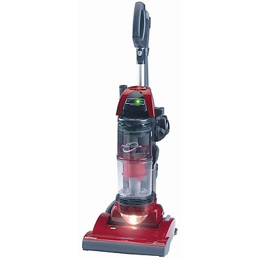 Panasonic® Jetspin Cyclone Pet-Friendly Bagless Upright Vacuum Cleaner, Red Metallic
