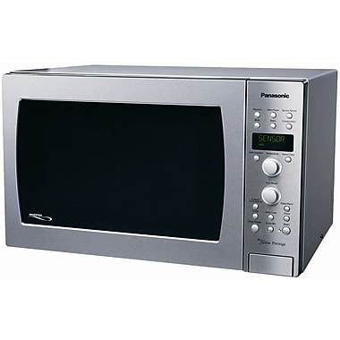 Panasonic® 1.5 cu. ft. Prestige Countertop/Built-in Convection Microwave Oven, Stainless Steel