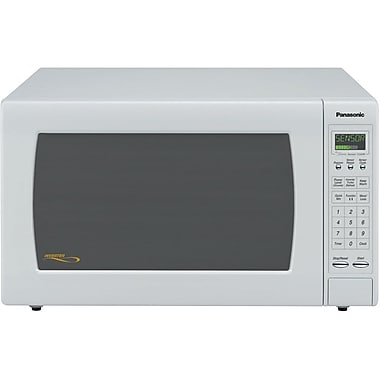 Panasonic® 2.2 cu. ft. Full-Size Countertop Microwave Oven With Inverter Technology, White