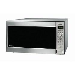 Panasonic NN-SD762S Genius 1250-Watt Sensor Microwave with Inverter Technology