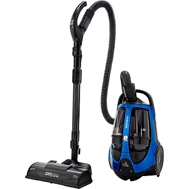 Samsung 2.5 L Super TwinChamber Bagless Canister Vacuum Cleaner, Electric Blue
