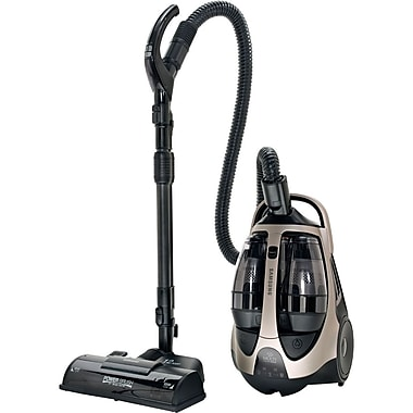 Samsung 2.0 L MultiChamber Bagless Canister Vacuum Cleaner, Champagne