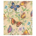 24in. x 417' Butterflies Gift Wrap