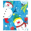24in. x 100' Frosty Friends Gift Wrap