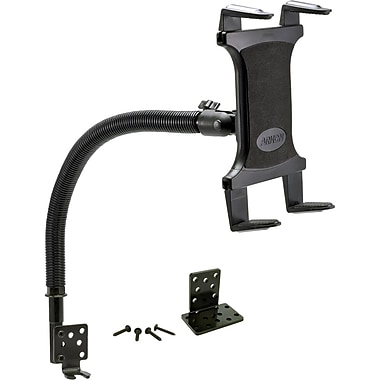 Arkon TAB-FSM Universal Tablet Car/Seat Bolt/Floor Mount, Black