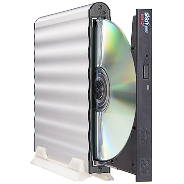 Buslink® BDC-24-U2 USB 2.0 Blu-ray Reader/DVD-Writer