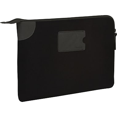 Targus® 13in. Banker Sleeve For MacBook Pro, Black