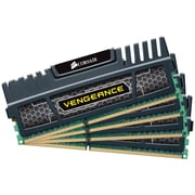 Corsair® Vengeance® DDR3 SDRAM DIMM 240-Pin DDR3-1600/PC3-12800 Desktop Memory Kit, 32GB (4 x 8GB) (CMZ32GX3M4X1600C10)