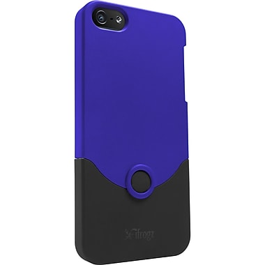 Zagg® ifrogz Luxe Original Case For Apple iPhone 5, Blue