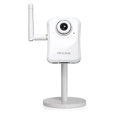 TP-LINK TL-SC3230N Wireless N150 IP Surveillance Camera, 2.4Ghz 150Mbps, 1.3 Megapixel, H.264, 2Way Audio, Micro SD Card Slot