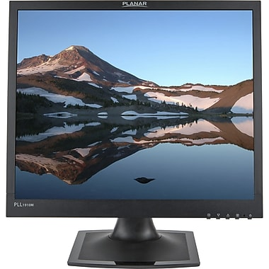 Planar® PLL1910M PL-Series 19in. LED LCD Monitor