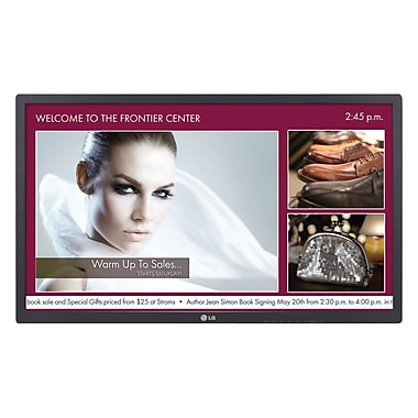 LG 32WL30MS-B 32in. 25ms Full HD LED LCD Monitor