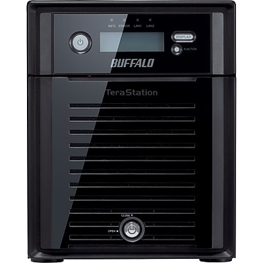 Buffalo™ 5400 4TB Serial ATA Network Attached Storage Server