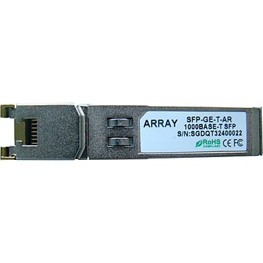 Array Cisco SFP-GE-T 100% Compatible 1000base-TX GBIC SFP