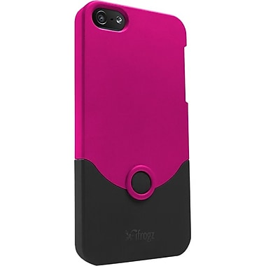 Zagg® ifrogz Luxe Original Case For Apple iPhone 5, Pink