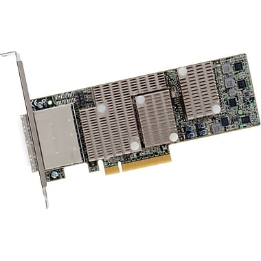 LSI™ Plug-in Card PCI Express 3.0 x 8 Plug-in Card SAS Controller
