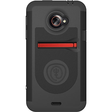 Trident Cyclops Case for HTC EVO 4G LTE, Black