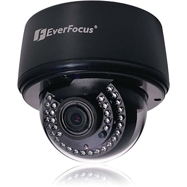 EverFocus EDN3260 2MP Network Camera, 1/3in. Progressive Scan Color CMOS