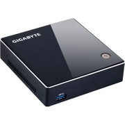 Gigabyte BRIX GB-XM1-3537 (rev. 1.0) - Core i7 3537U 2 GHz - 0 MB - 0 GB