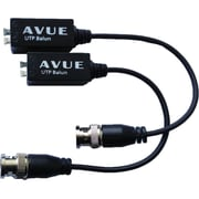 """Avue AVB200P UTP Video Balun With 8"""" Pigtail"""