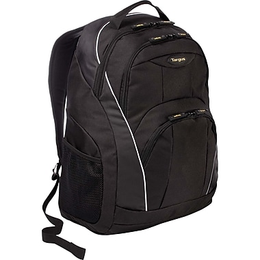 Targus® TSB194US Motor Backpack For 16in. Laptop, Black