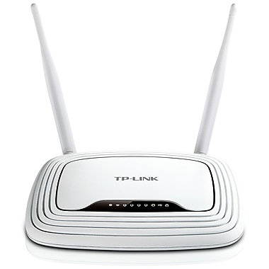 TP-LINK® TL-WR842ND Multi-Function Wireless N Router, 2 .4 GHz