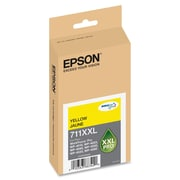 Epson® DURABrite Ultra 711XXL Yellow 3400 Pages Extra High Yield Ink Cartridge for WorkForce Pro WP-4520 Printer