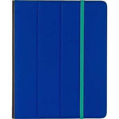 M-Edge Trip Carrying Case For iPad, Cobalt/Teal