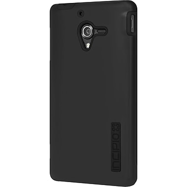Incipio® DualPro Shine Case For Sony Experia ZL, Black
