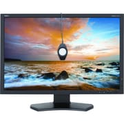 NEC P242W-BK-SV 24 LED Backlight LCD Monitor