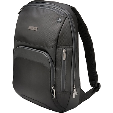 Kensington® K62591AM Backpack For 14in. Ultrabook, Black