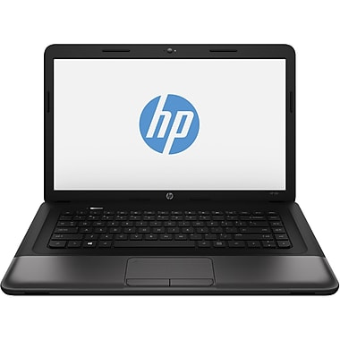 HP® 250 G1 E3U60UT 15.6in. LED Notebook, 1.8 GHz