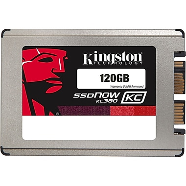 Kingston® SSDNow 120GB Micro SATA Internal Solid State Drive