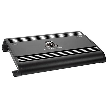 Pyle® Super Power PLA2678 2 Channel 4000 W Bridgeable Car Mosfet Amplifier