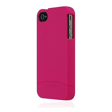 Incipio® Edge Pro Case For Apple iPhone 4/4S, Magenta