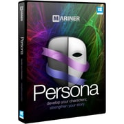 Mariner Software PERW100 Persona Software For Windows Vista/7/8 [Boxed]
