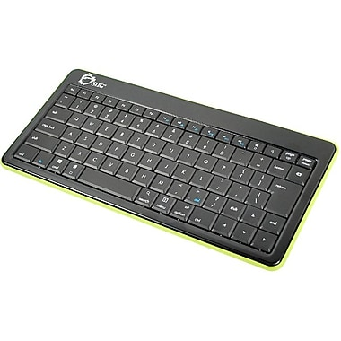 Siig® JK-BT0112-S2 Bluetooth Mini Keyboard, Black