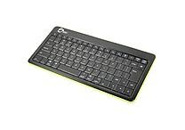 Siig® JK-BT0112-S2 Bluetooth Mini Keyboard, Black