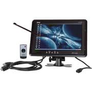Pyle® PLHR9TSB 9 Active Matrix TFT LCD Car Monitor With VGA & Touchscreen, Black