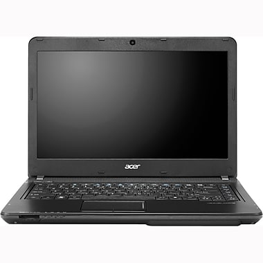 Acer® TMP243-M-53234G50Mtkk P243-M Travel Mate 14in. LED Notebook, 2.6 GHz