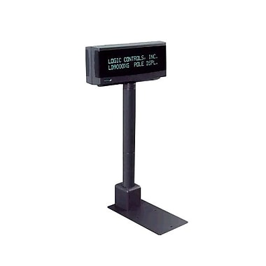 Logic Controls LD9000U-BK Pole Display