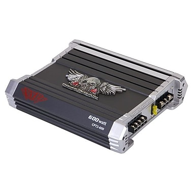 Power Acoustik CPT2-600 2 Channel Car Amplifier