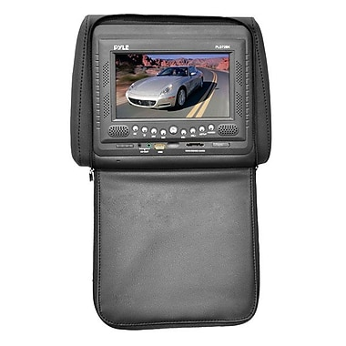 Pyle PLD72BK Car DVD Player With 7'' Built-In TFT/LCD Monitor