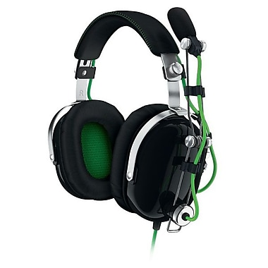 Razer USA RZ04-00720100-R3M1 BlackShark Expert 2.0 Gaming Headset, Black/Green