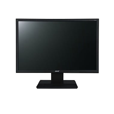 Acer V196WL bd 19in. LCD Monitor, Black