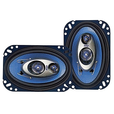 Pyle PL463BL 240 W Triaxial Three-Way Speaker