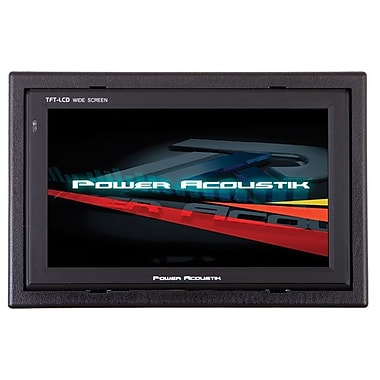 Power Acoustik PT-700MHR Headrest Module With 7in. Active Matrix TFT Color LCD