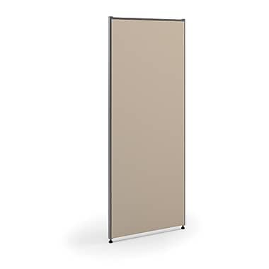 basyx by HON Verse Series 60''Hx60''W Modular Panel, Brown (HP6060GYGY)