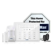 SecurityMan® Air-AlarmIIE D.I.Y Wireless Smart Home Alarm System